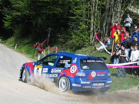 Pyhrn Rallye 2003/Waldherr,Jeitler