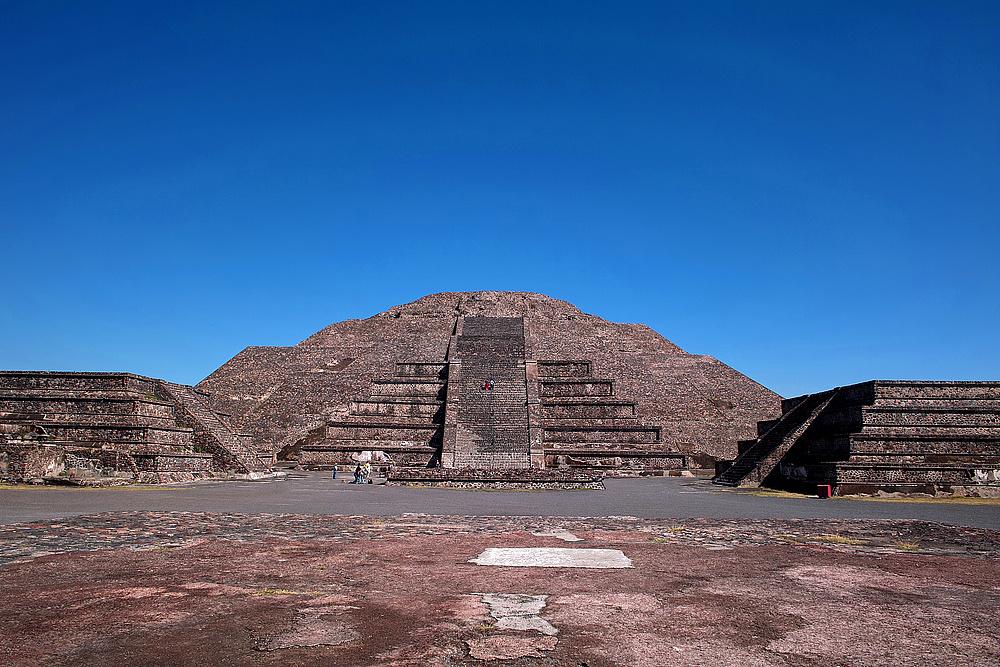 Pyramide des Mondes - Mexiko