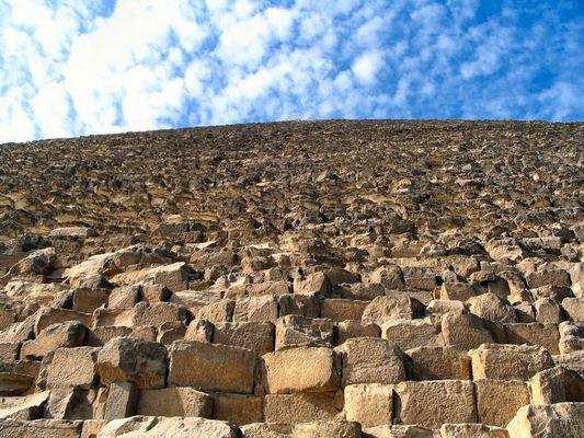 Pyramide mal anders...