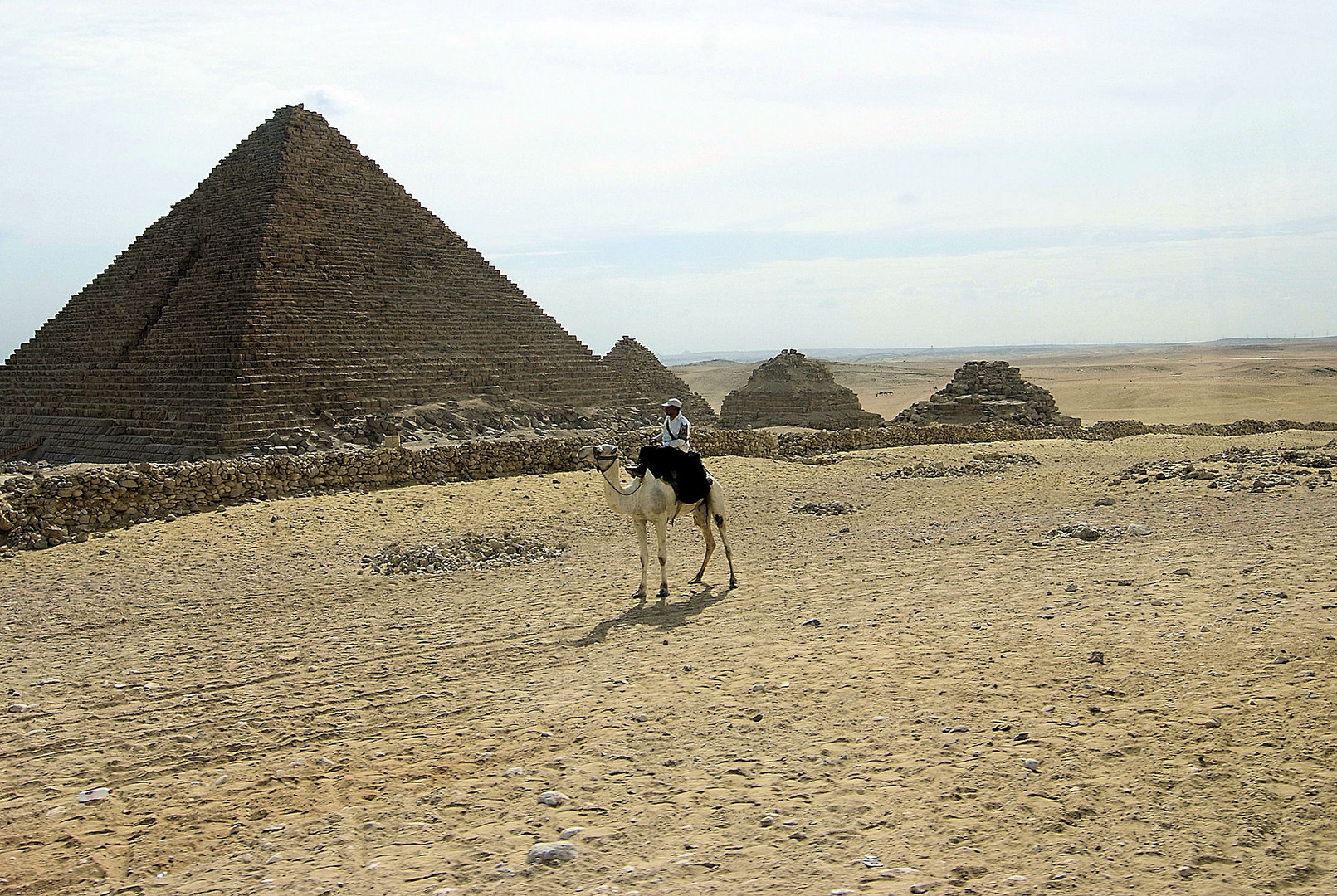 Pyramide Pharao Mykerinos (Menkaure)