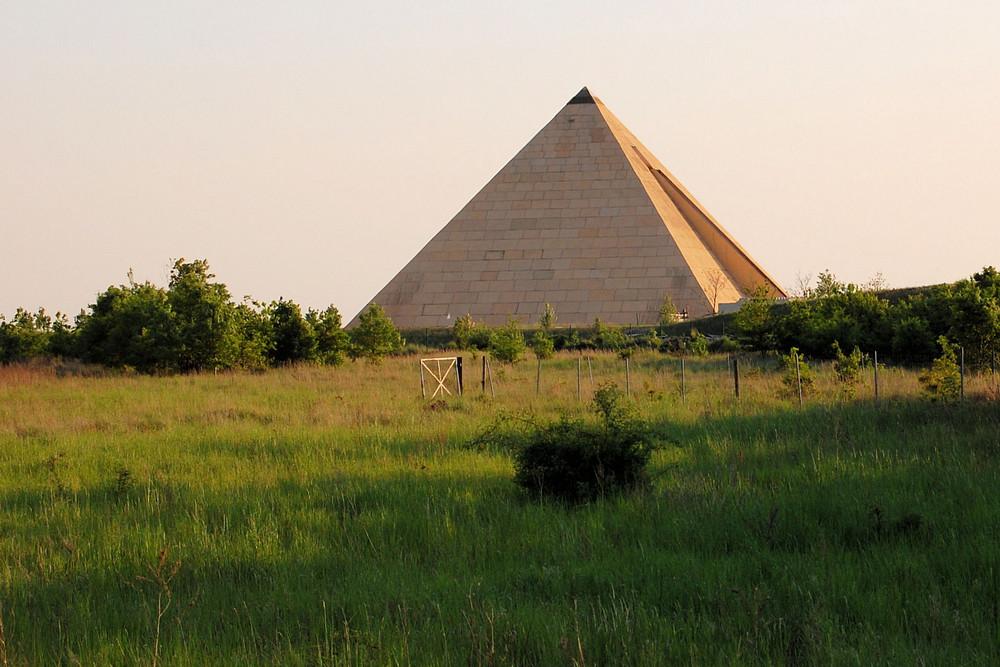 Pyramide von Belantis