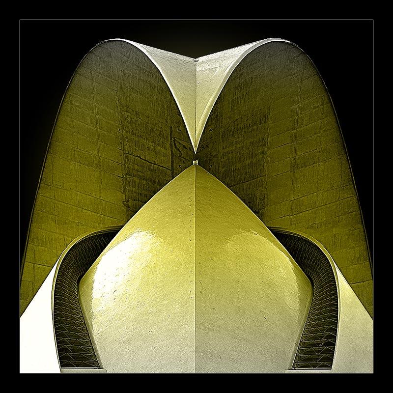 Pyramide von Calatrava