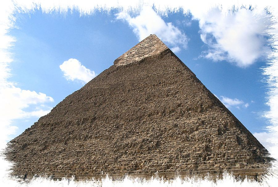 Pyramide von Chefren