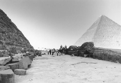..Pyramiden..