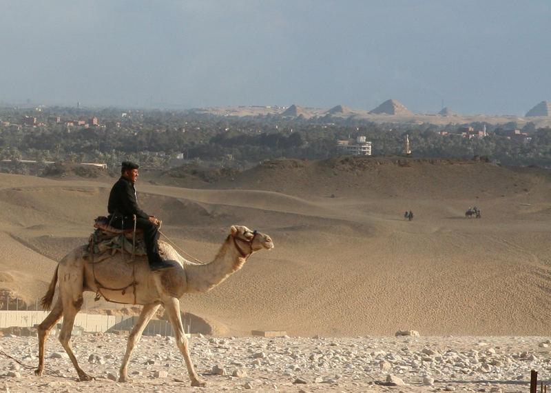 Pyramiden ohne Smog