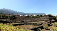 Pyramiden von Güimar - Guanchen-Siedlung auf Teneriffa