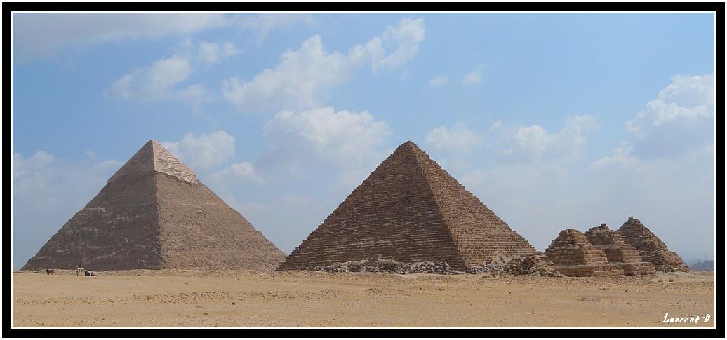 Pyramides de Guyzet