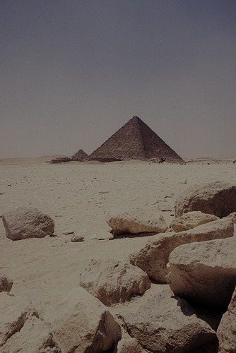 pyramids - eternity