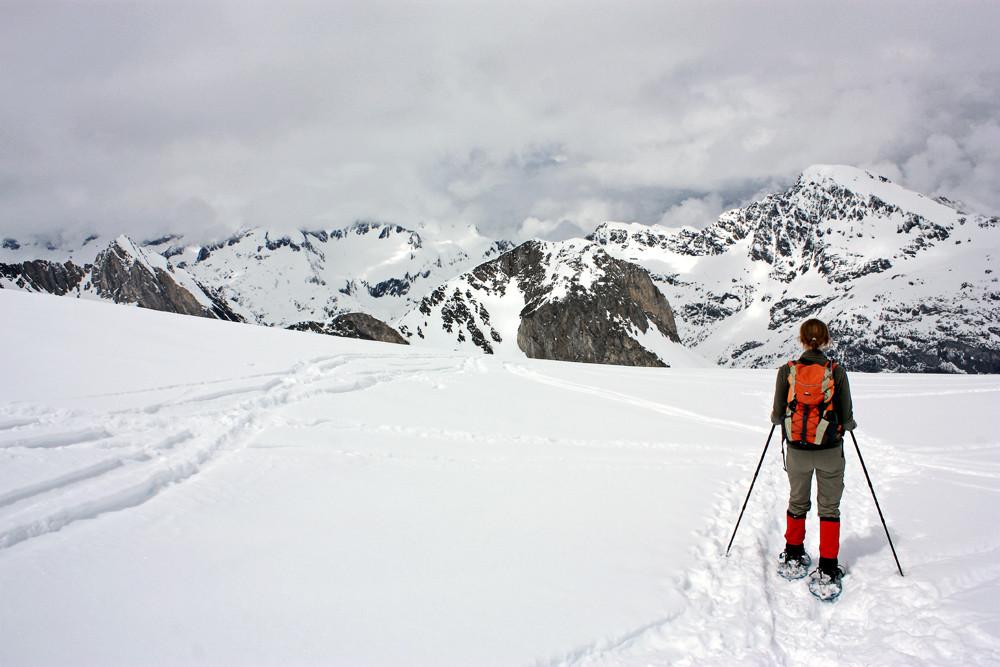 Pyrenäen - Am Fuße des Pico de Aneto