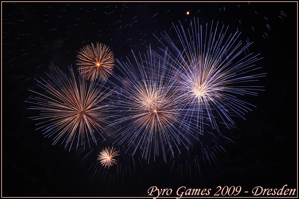 Pyro Games 2009