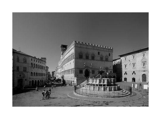 P.zza IV Novembre a Perugia