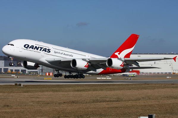 Qantas 380 Nr. 10