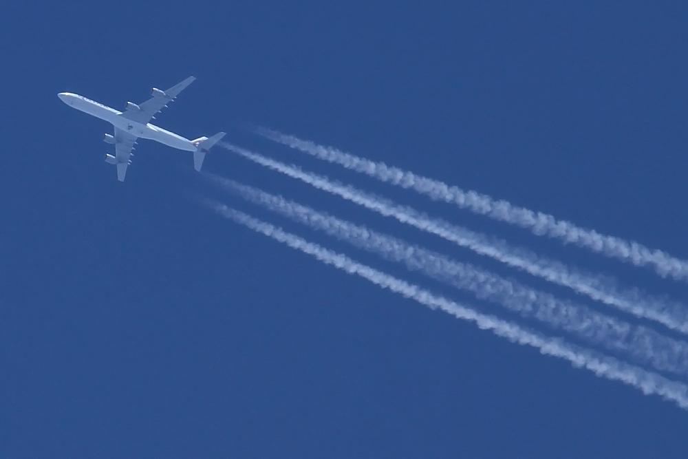 Qatar Airbus A340-642