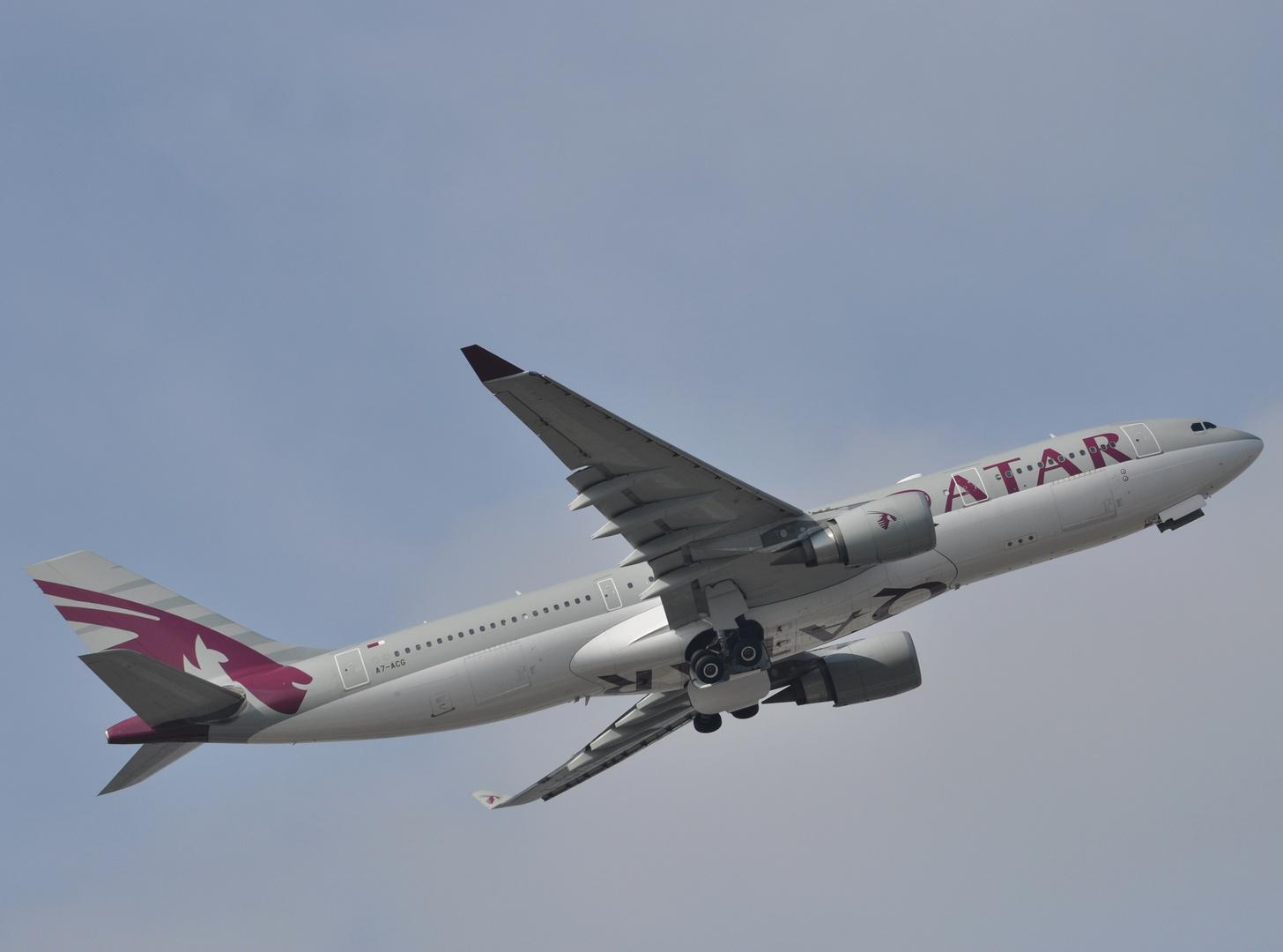 Qatar Airways A7-ACG