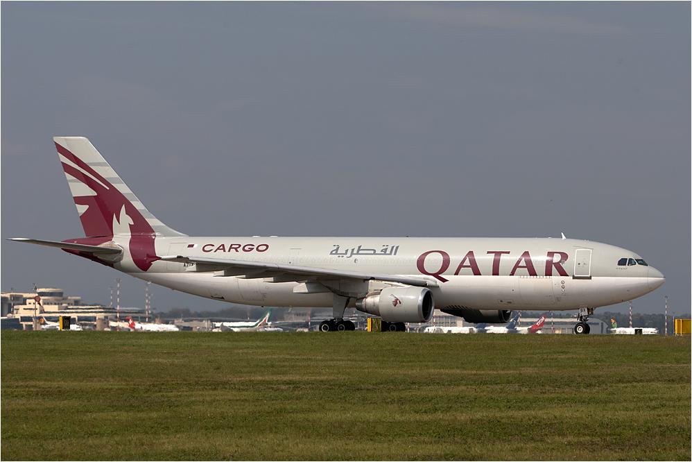 [ qatar cargo ]