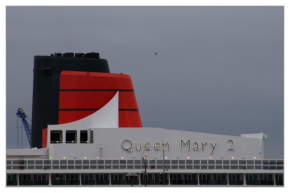 QM2 - Day in Hamburg (2)