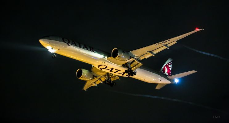 QTR77 aus Doha