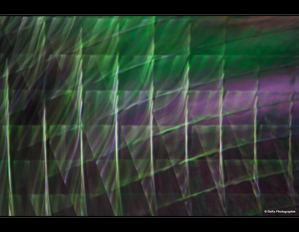 Quadrat abstrakt