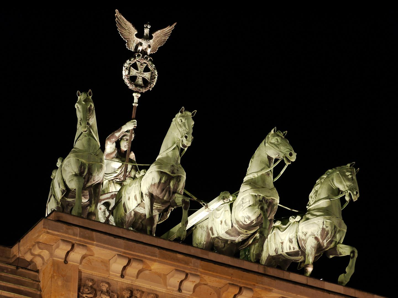 Quadriga Brandenburger Tor Berlin