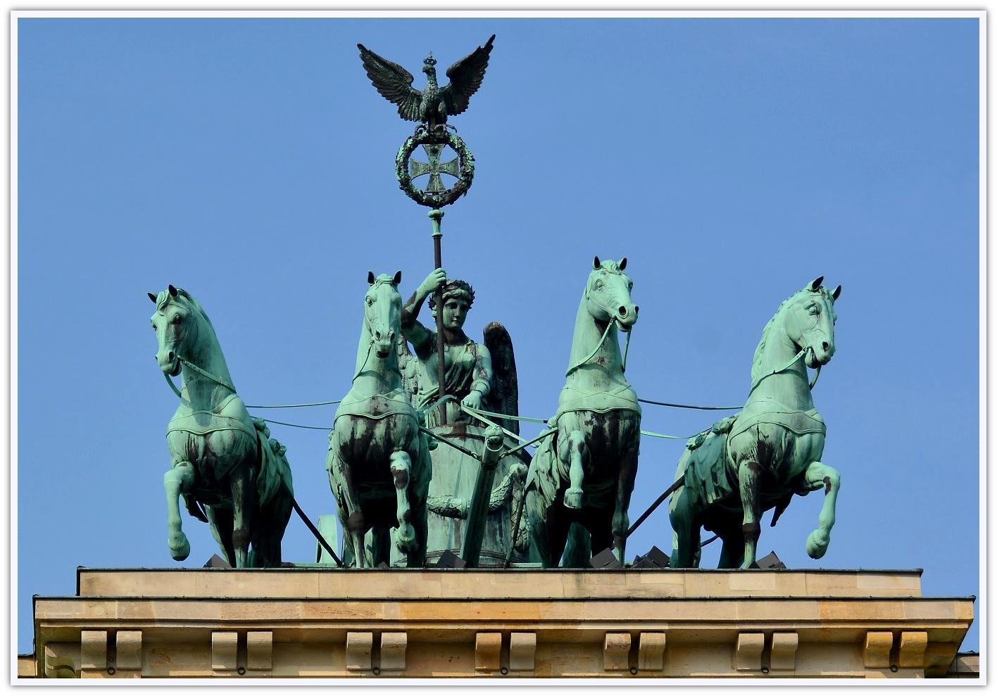 Quadriga in Berlin