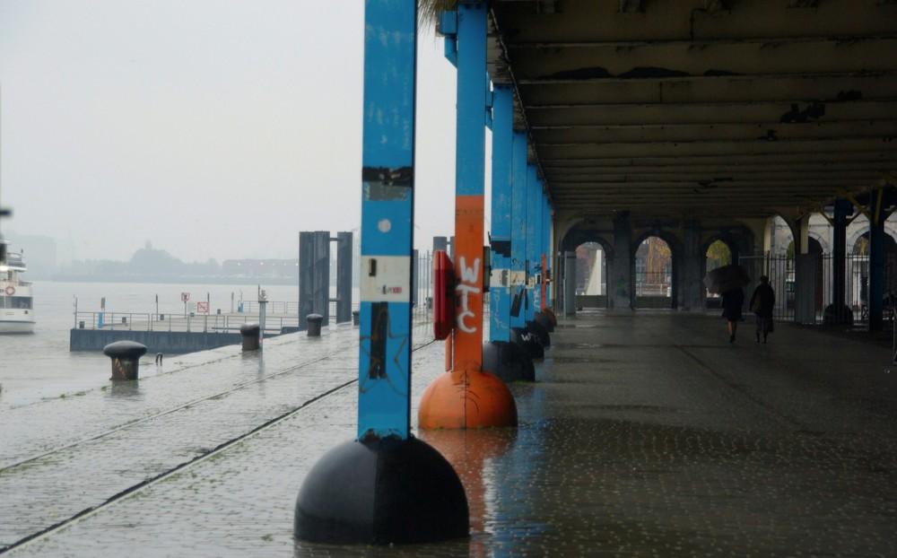 Quai Anvers sous la pluie1
