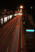 Quai de Seine nocturne
