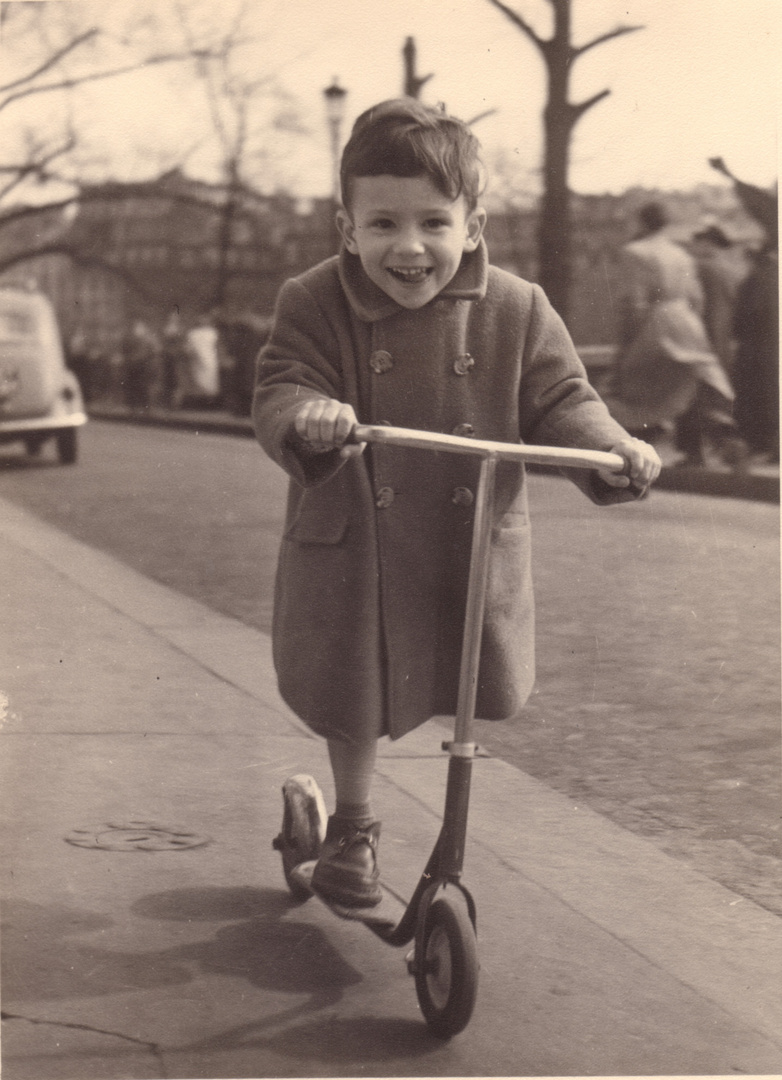 Quai d'Orléans 1954