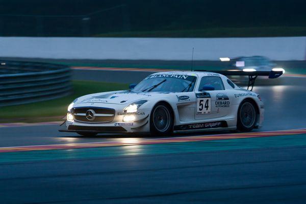 Qualifying 24h Spa 20111