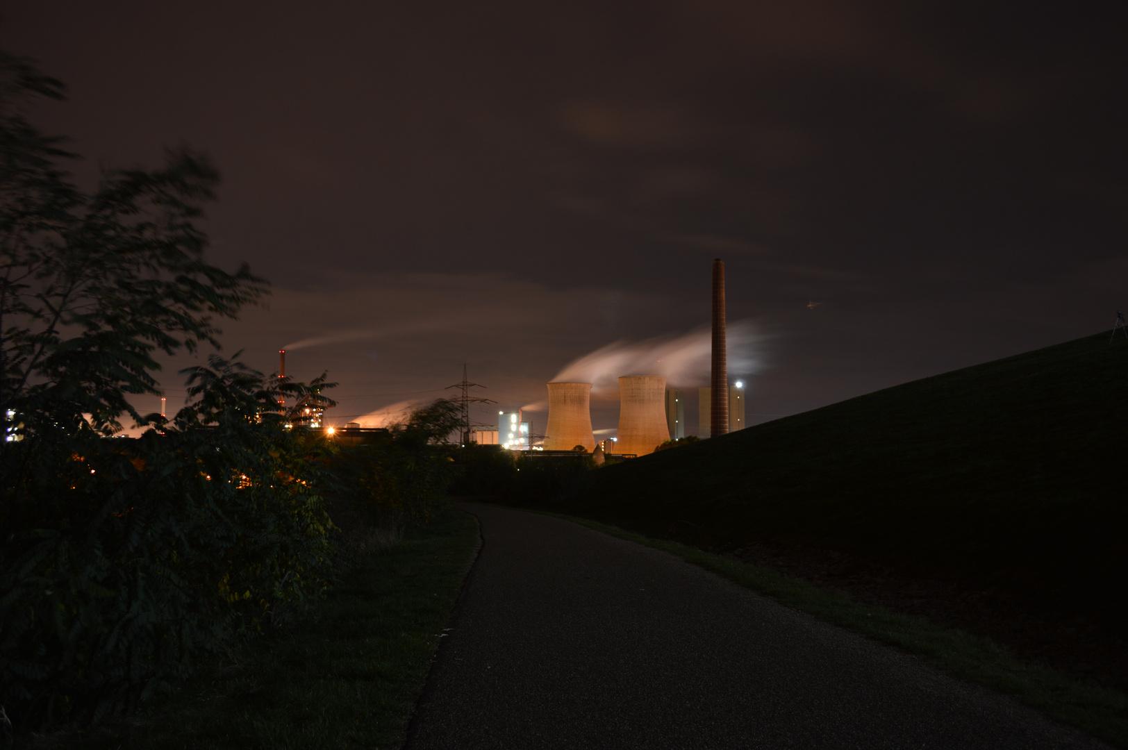 Qualm über Duisburg