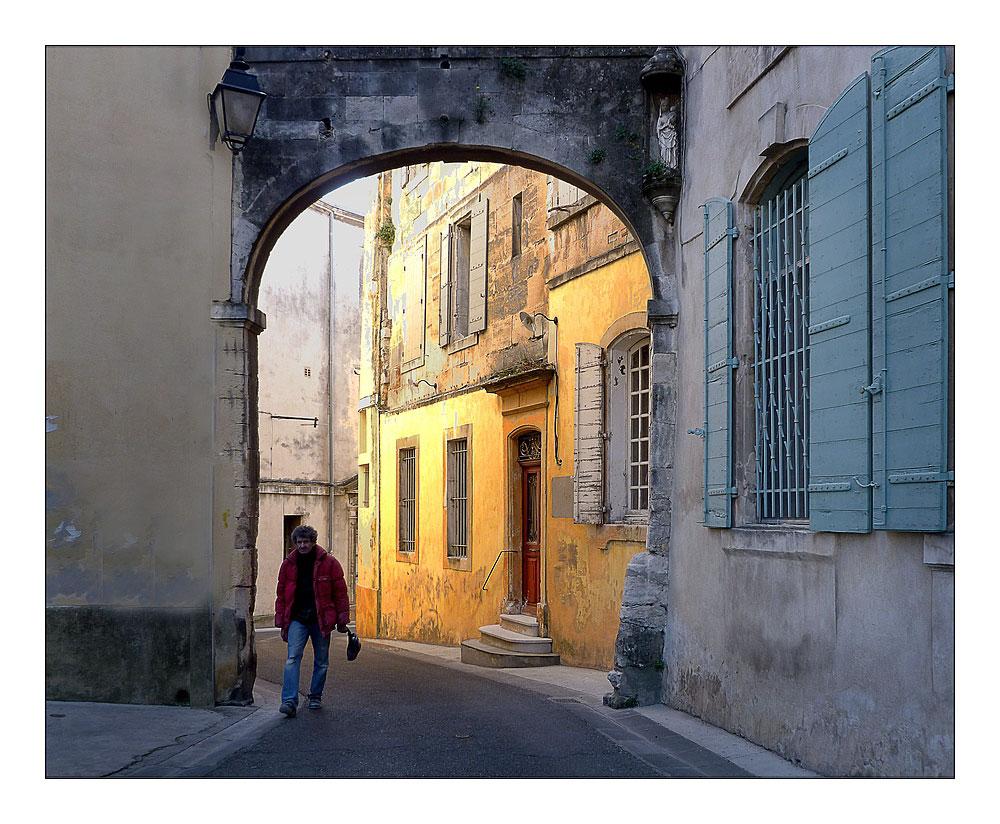 quand Arles nous offre sa lumière!