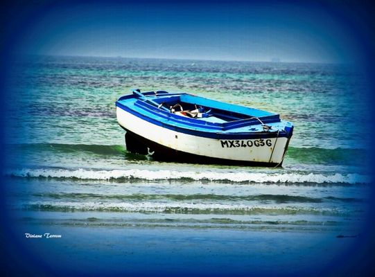 quand la barque attend la marée haute