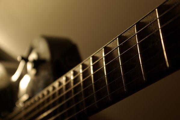 Quand la lumière se mêle à la musique.