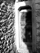 Quand la porte s'ouvre...