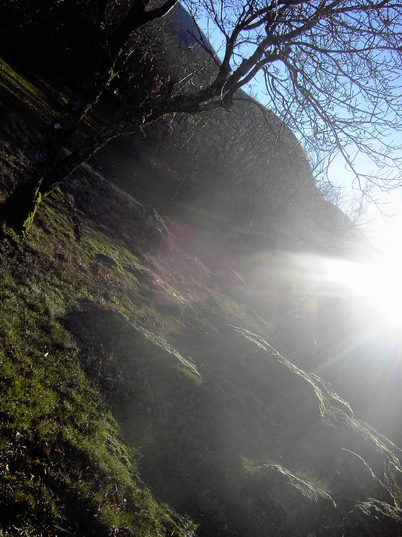 Quand le soleil brille