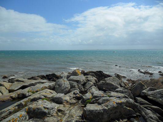 Quand mer et roche ne font plus qu'un