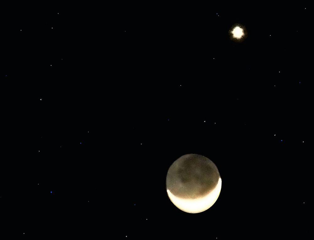 Quand v nus avait rendez vous avec la lune le 27 02 2009 - Quand semer la mache avec la lune ...
