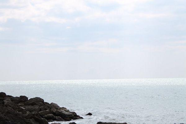 Quando il cielo e il mare sono un tutt'uno **
