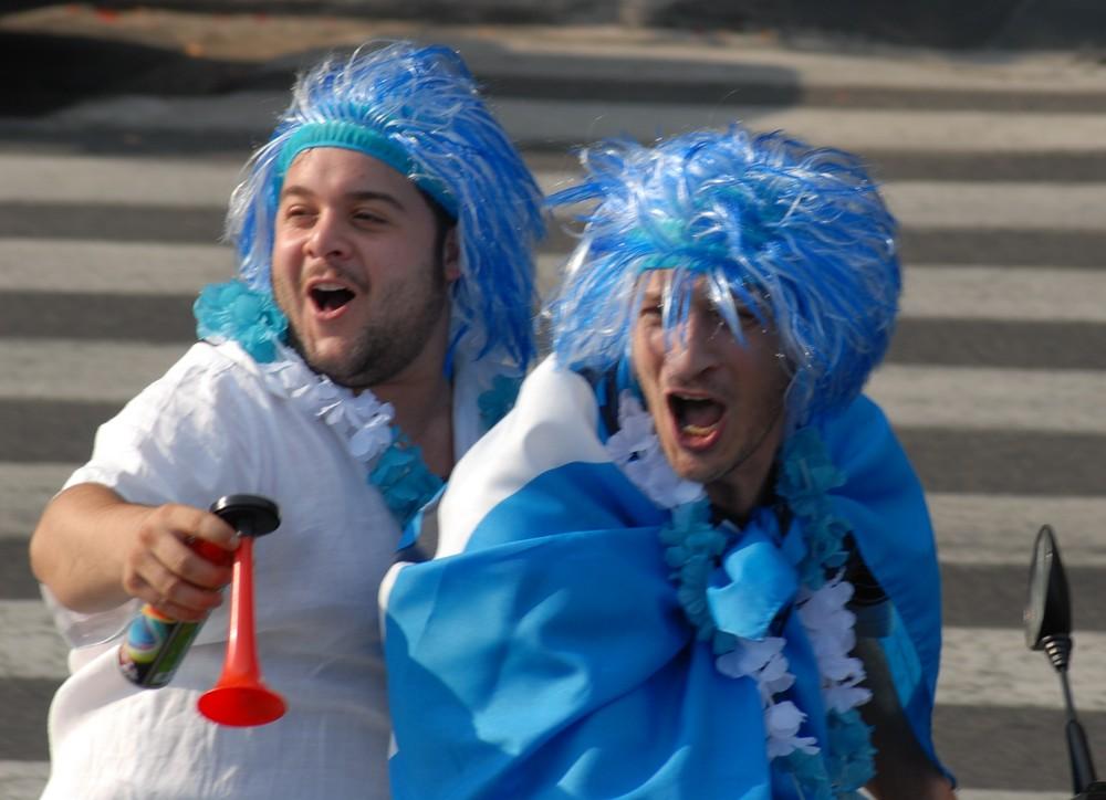 ...quando vince il Napoli...