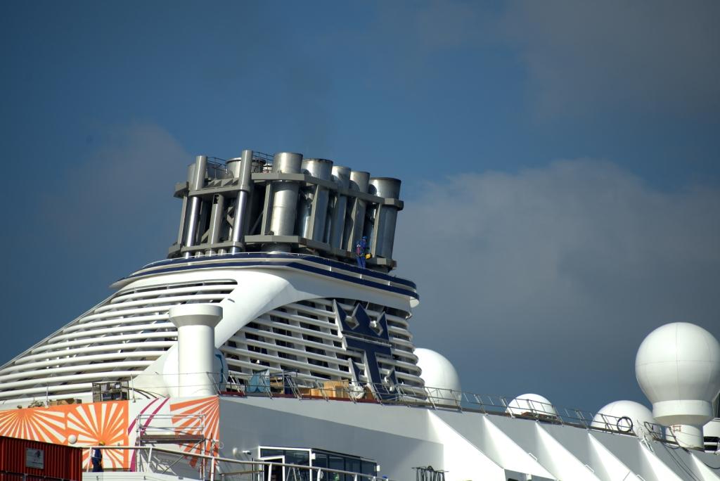 Quantum of the Seas....