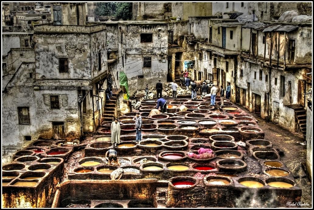quartier des tanneurs