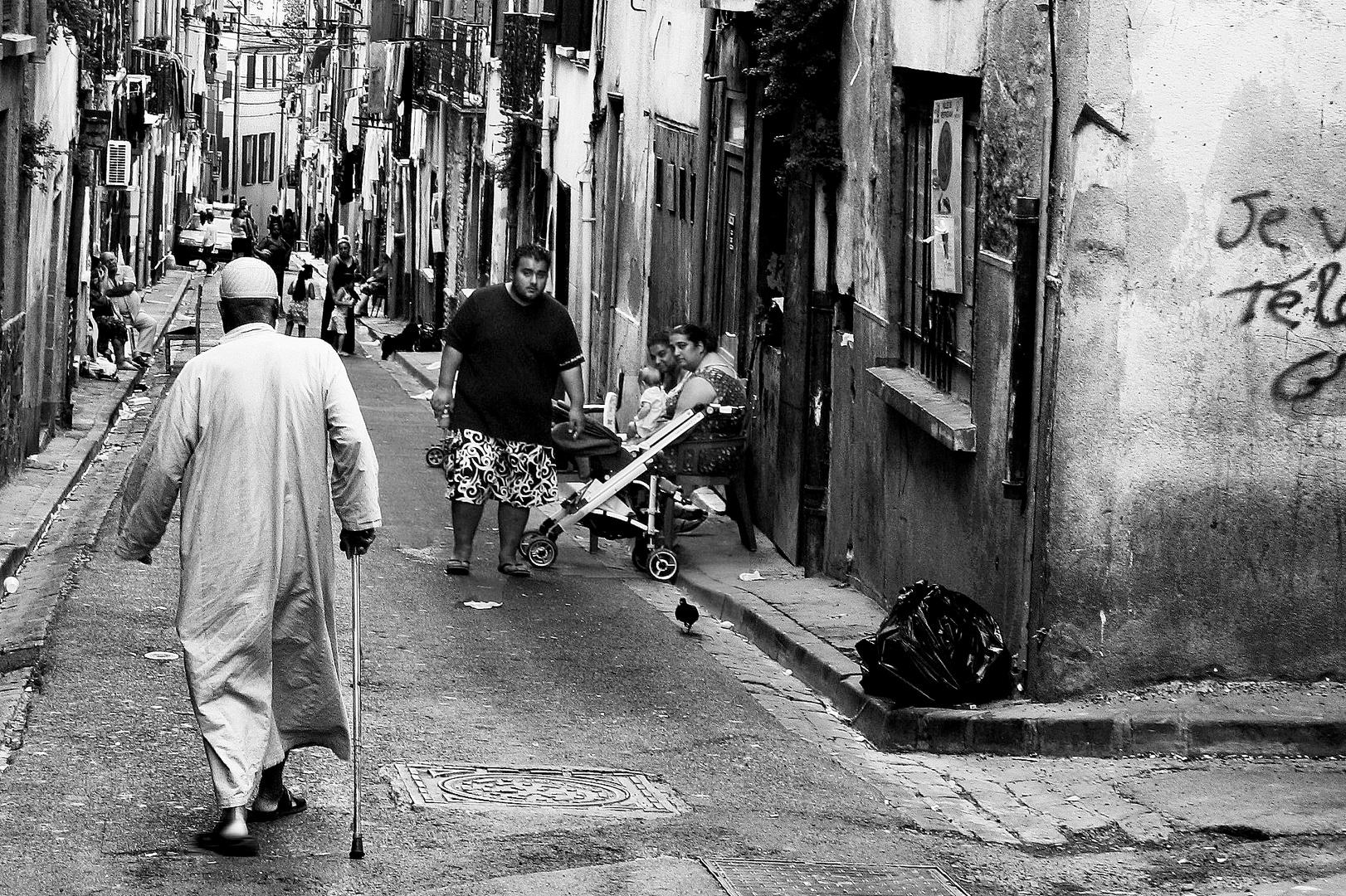 Quartier St Jacques Perpignan