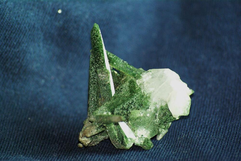 quartz chloriteux