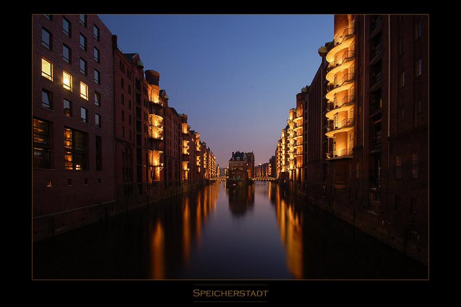 Quatro Hamburges - Speicher