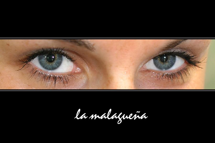Que bonitos ojos tienes...