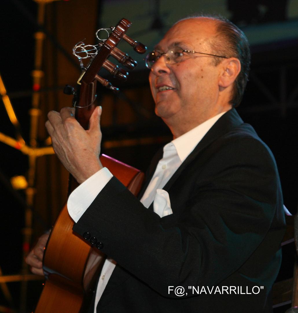 que buena guitarra flamenca