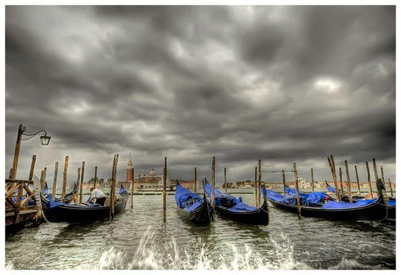 Que c'est triste Venise............