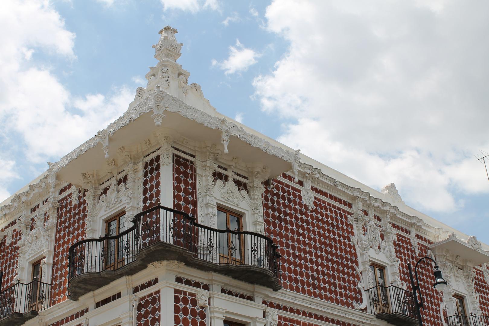 Que chula es Puebla!