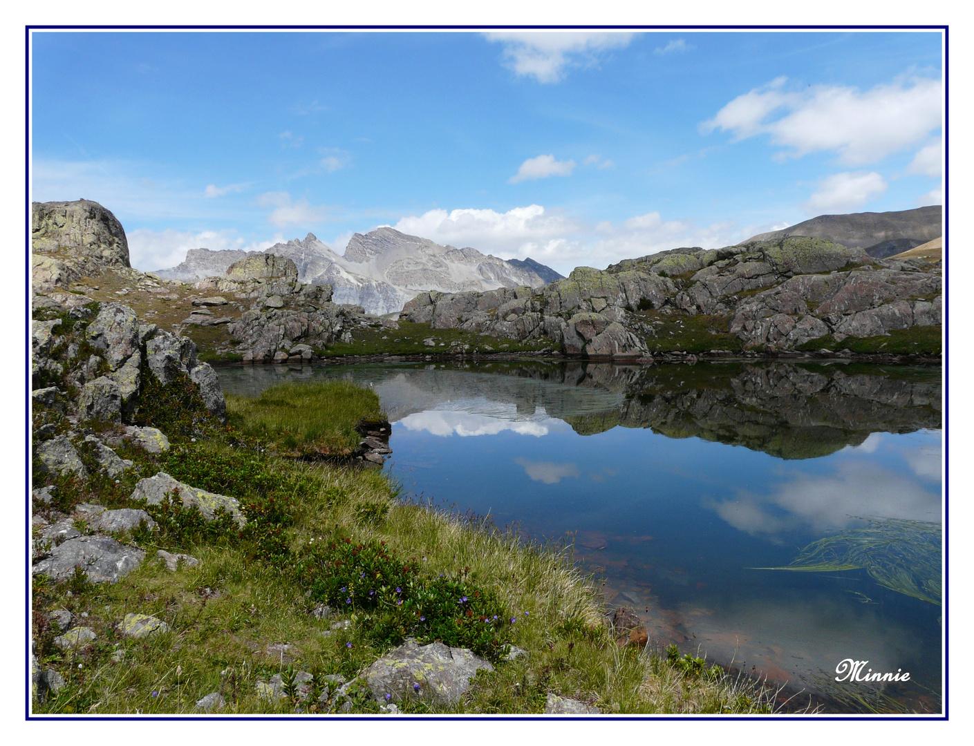 """"""" Que la montagne est belle ......."""""""
