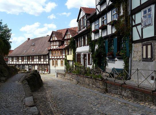 Quedlinburg....