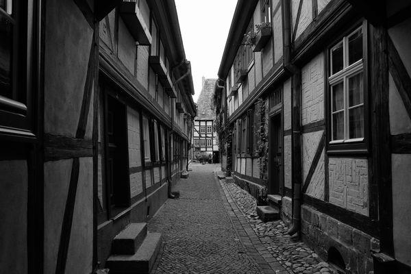 Quedlinburg Schuhhof